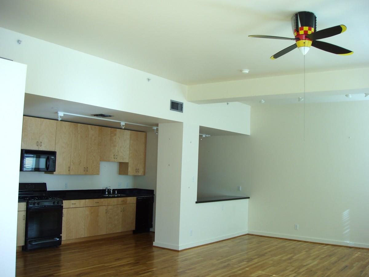 Salon i kuchnia w jednym