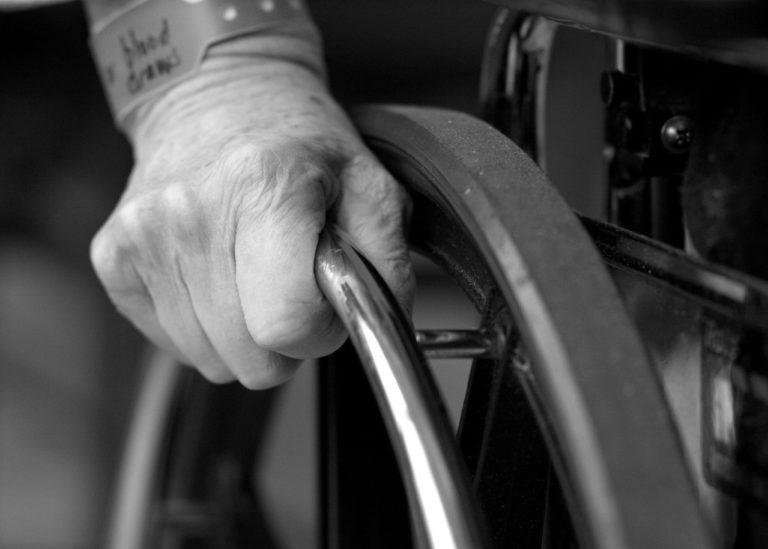 Jaki wózek inwalidzki?